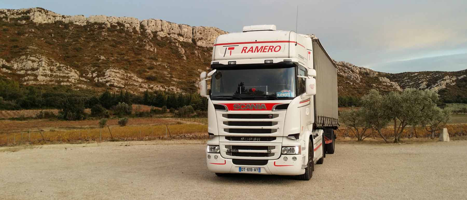 TRANSPORT ROUTIER SALON-DE-PROVENCE